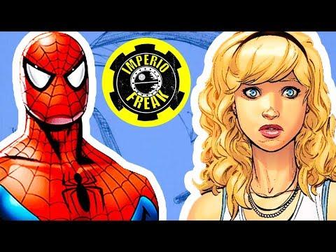 Spider-Man Blue: Peter Conoce a Mary Jane y a Gwen Stacy  - Historia completa (VIDEOCOMIC NARRADO)