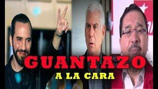 NAYIB SE ACABA a Medardo Gonzales y Rodolfo Parker