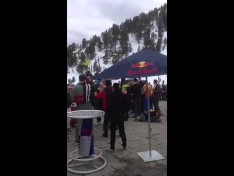 Mid afternoon party arinsal Andorra