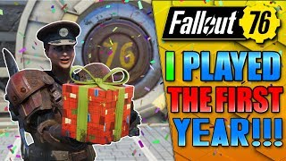 I Played Fallout 76 for a year, and this is what I think it NEEDS