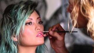 Marylle Koken & Modern Salon Hair Trends Shoot with Hana Mae Lee