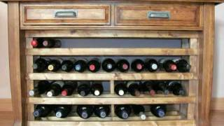 Custom Wine Rack Under $40
