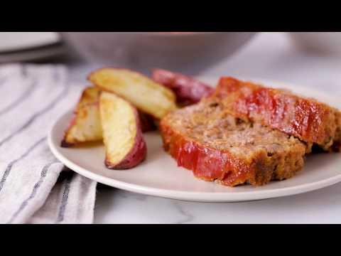 Home-Style Meatloaf | Betty Crocker Recipe