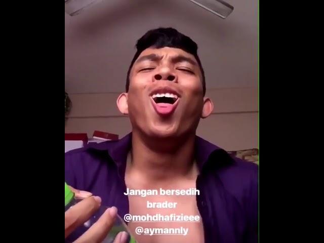 (parody) jangan bersedih brader #malaysia #parody #menarik #viral