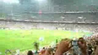 Real Madrid 3 - Mallorca 1: Celebración de un título
