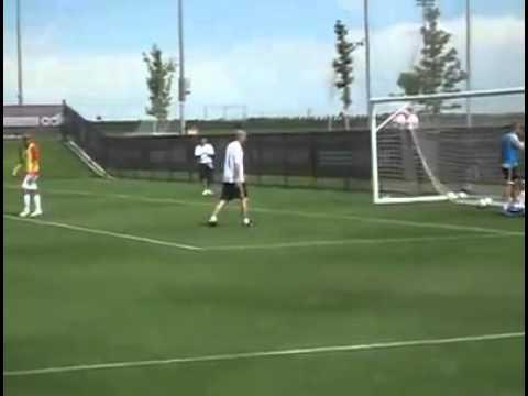 Zidane a encore la forme
