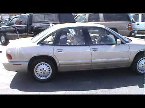 1995 BUICK Regal Custom Sedan 4D - YouTube