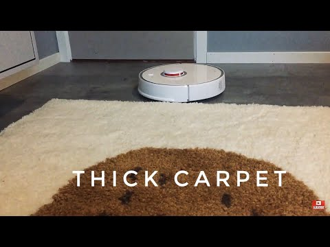 Roborock S5/50 Struggling With Thick Rug/carpet!