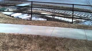 Copy of Barge on the River Burlington Iowa 3-16-15