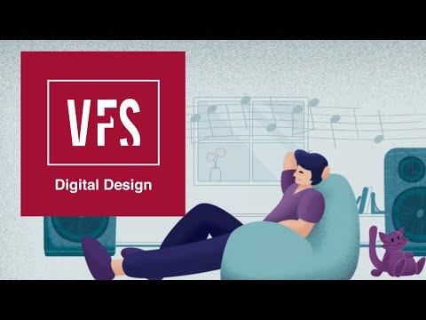Find Ways to Stress Less - Vancouver Film School (VFS)