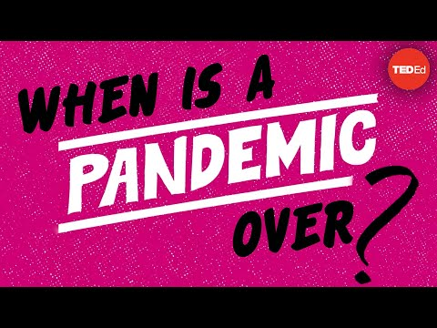 Video image: When is a pandemic over?
