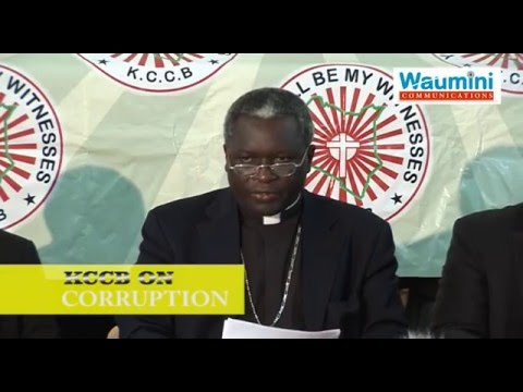 KCCB ON CORRUPTION