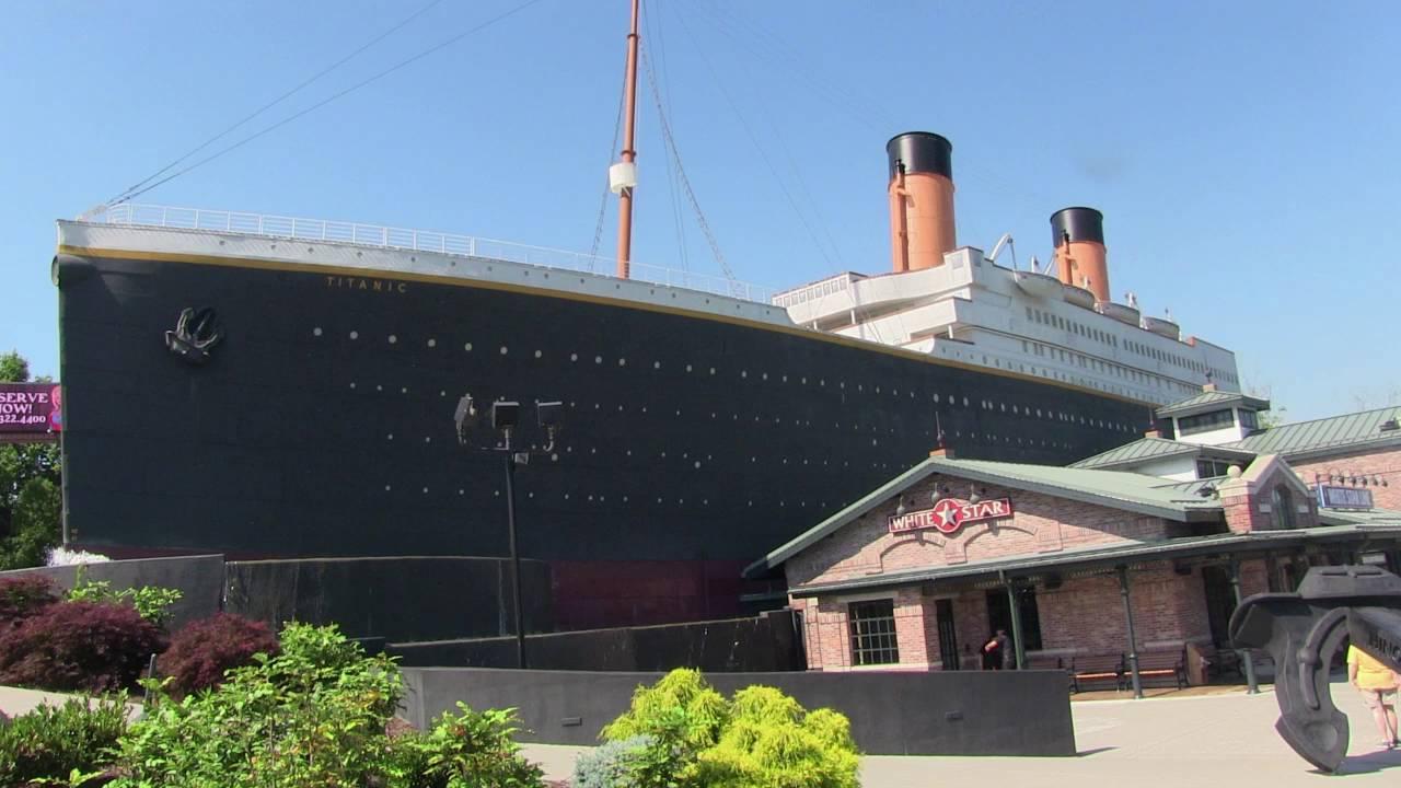 Titanic exhibit pigeon forge tn coupons