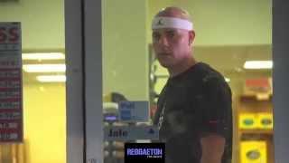 Reggaeton The Movie - Bloopers Escena Arresto Omar