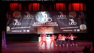 UDO National Schools Final - Freak Unique