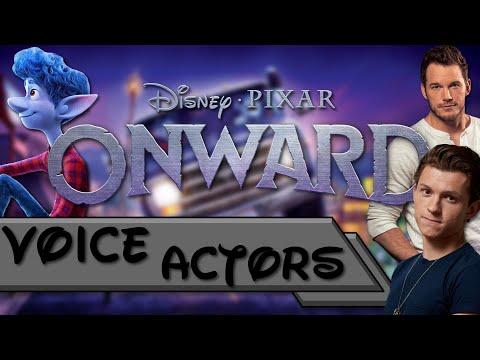 Voice Actors Of Disney Pixar's Onward   FilmFacts