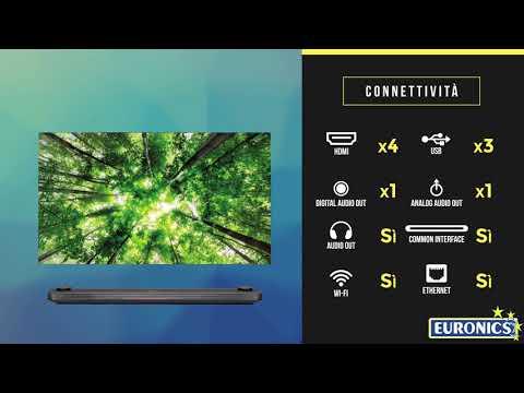 LG | Signature TV OLED 4K Cinema HDR Dolby Atmos | OLED77W8PLA