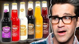 Faygo Soda Taste Test
