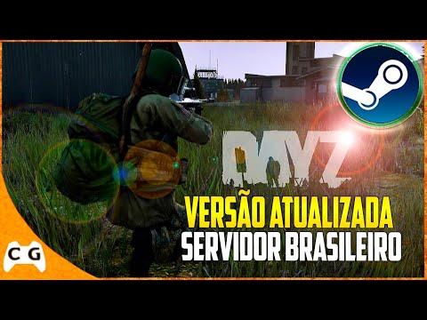 Resgate Já DayZ Standalone Igual Da Steam Atualizada - Servidor Brasileiro DayZ Nemesis