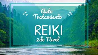 AutoReiki - Autotratamiento Reiki Nivel 2 Guiado - Con símbolos Reiki