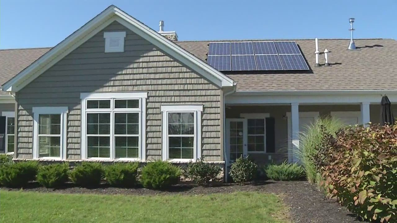 Doing The Math Are Solar Panels On Your Roof Worth The