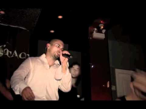 """Christacy Live Footage Official Release of """"Body Language"""" at the Boardroom Chicago"""