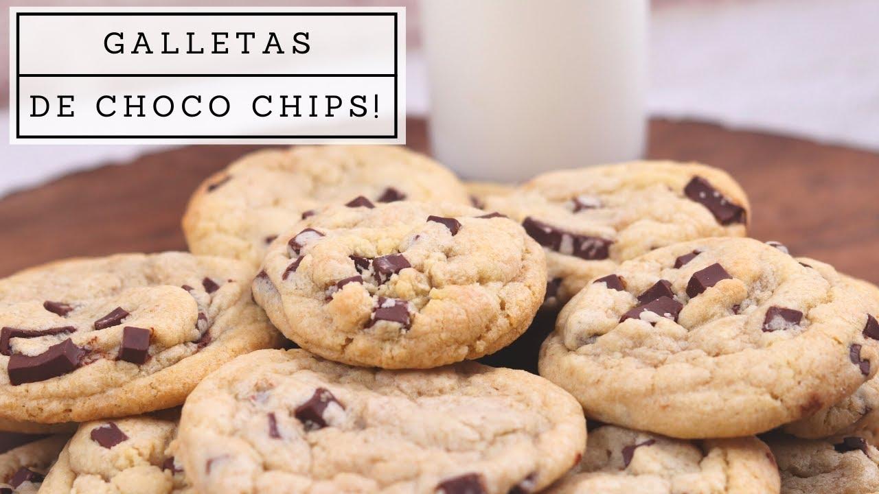 Receta para preparar las mejores galletas de chispas de chocolate! @Mex Mundo
