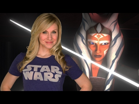 Star Wars' Ashley Eckstein's 5 Favorite Things at Celebration 2017, From Ahsoka to Force for Change