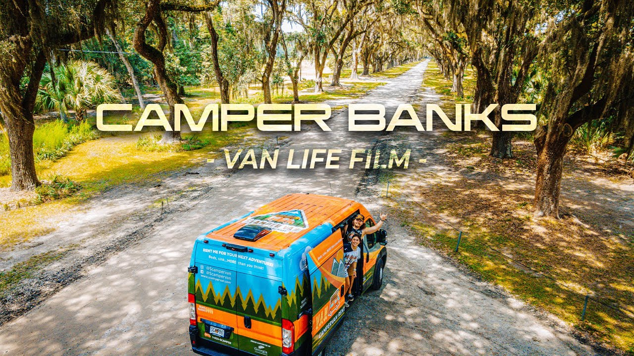 Camper Banks | Van Life Film