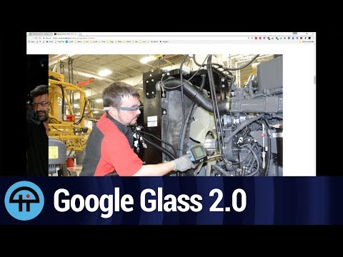Google Glass 2.0 - Out of the Shower, Into the Workplace