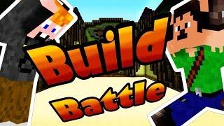 Minecraft - Build Battle [A TAPASZTALAT NAGYON FONTOS!]