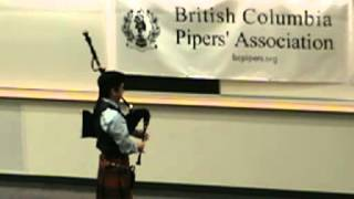 BCPA: Myles Stewart - Pro Piping MSR - 2013 Annual Gathering