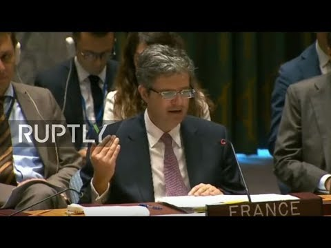 LIVE: UN Security Council votes on draft resolution for addi