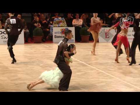 Buechel - Landolfi, SUI | 2013 World Ten Dance R1 J