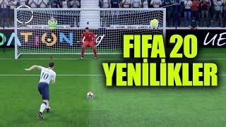 FIFA 2020 GELİYOR: SOKAK FUTBOLU, DEĞİŞEN FREE-KICK SİSTEMİ...