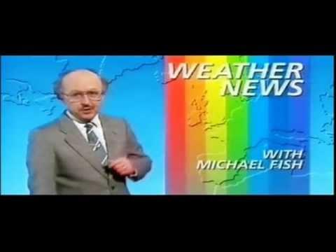 Embarrassing 80's - Michael Fish & the Hurricane