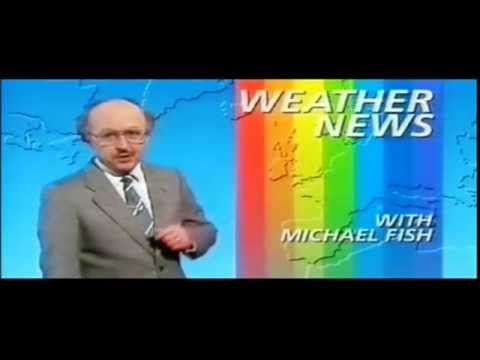 Embarrassing 80's - Michael Fish & The Hurricane