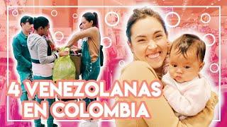 REGALÉ un DÍA FELÍZ a una familia VENEZOLANA 🎄🎁❤ I Kika Nieto