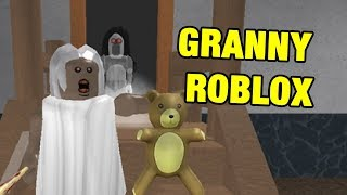 GRANNY FULL GAME UPDATE Granny Roblox Map