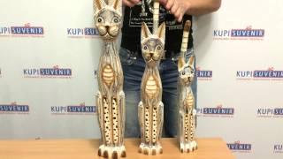 Статуэтки декоративные «Котики»