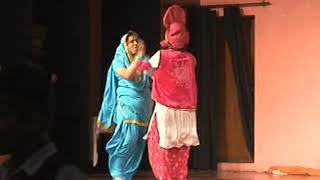 Ballet and Bhangra