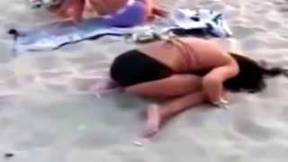 смешная подборка роликов с голыми и пяними девушками 2015