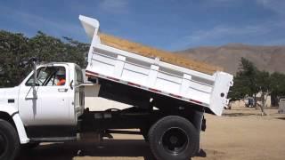 HEO Anthony Taravella Dump Truck Startup