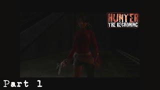 Hunter: The Reckoning  Xbox One X Walkthrough - Part 1 - Level 1: Subway Station (1080p/60FPS)