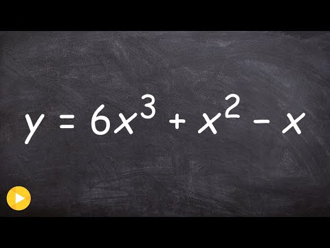 How To Find All The Roots Of A Polynomial By Factoring