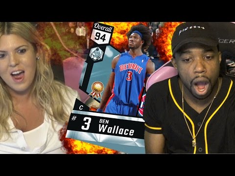 THE WORST GLITCH ON 2k! MAKES THE GAME UNPLAYABLE! HEART ATTACK RAGE! NBA 2k17 MyTeam Gameplay
