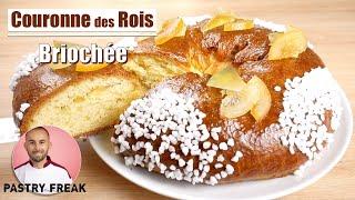 GÂTEAU DES ROIS ou BRIOCHE DES ROIS - La Galette des Rois du Sud!