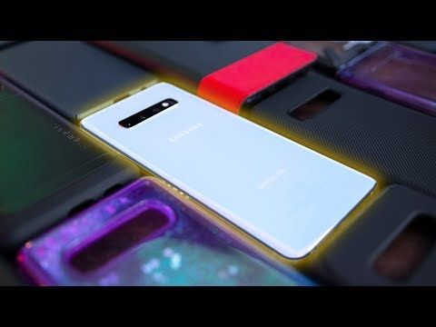 Best Galaxy S10 Cases & Accessories Right Now!
