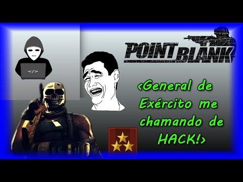 ‹ General de Exército me chamando de HACK! (PointBlank) ›