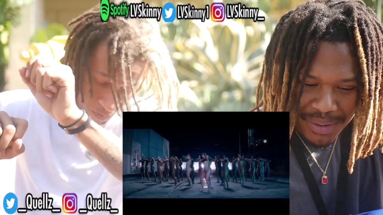 Cardi B Press Music Video Reaction Video Youtube